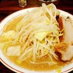 柴田商店 - とんこつ野菜(並) 税込650円。