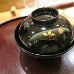 日本料理 太月 - 30年4月 塗り椀