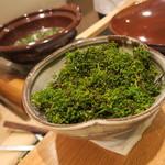 Tagetsu - 30年4月 大量の花山椒