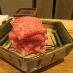 Tagetsu - 30年4月 牛肉