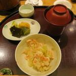 日本料理 太月 - 30年4月 御飯セット