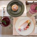 雑貨&カフェ カンドクローバー - 料理写真: