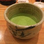 日本料理 太月 - 30年4月 お薄