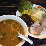 まるさんラーメン - まるつけ麺