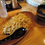 二代目 麺やケイジロウ - 【特製魚介鶏つけ麺】800円