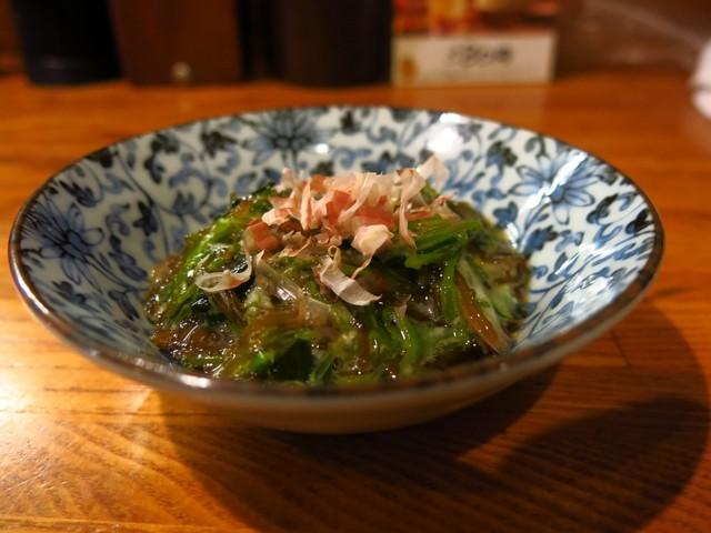 つ串亭の料理の写真