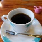 ターン・ベリー86 - コーヒー