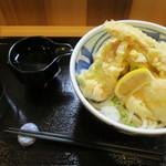 さぬき麺道 - 鶏天ぶっかけ 大