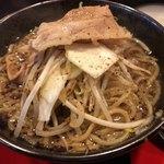 神戸ちぇりー亭 - 料理写真:男のラーメン [男盛]