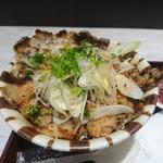 上州ぽ~く亭 - 溶岩焼きロース・バラ豚丼