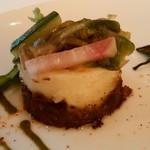 ラ メゾン クルティーヌ - お野菜