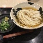 小麦の実り - ひやかけ並520円(税込)