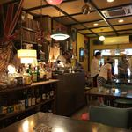 下町キッチン パラダイス - リハーサル中から飲み始めました!