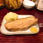 84598932 - 沖縄豚の三枚肉。間口氏、将来はレストランバーがやりたいのかもしれない。