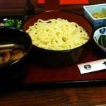 七福 - 料理写真:鴨うどん01