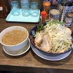 太一商店 - つけ麺スペシャル 野菜多め