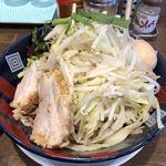 太一商店 - つけ麺スペシャル 野菜多め 麺