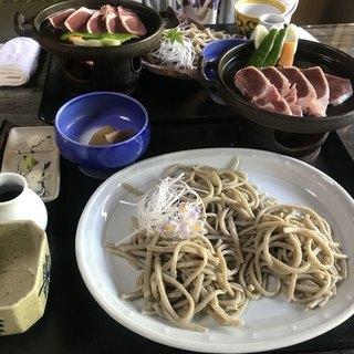 そば心 ゐ田 - 料理写真: