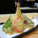 讃岐っ子 古町店 - 天ぷら