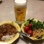 ヴィクトリア ステーション - ビール479円+おかわりビール240円
