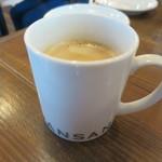 Italian Kitchin VANSAN - 食後のコーヒー