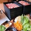 どん亭  - 料理写真:牛カルビ・豚ロース 食べ放題ランチ