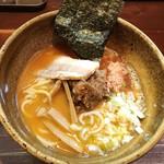 麺屋 えん寺 - まろやか海老味噌ラーメン ¥800