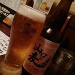 だんだん茶屋 - 山口の地ビール
