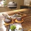 宮田屋 - 料理写真:【2018/4】日本茶とわらび餅セット