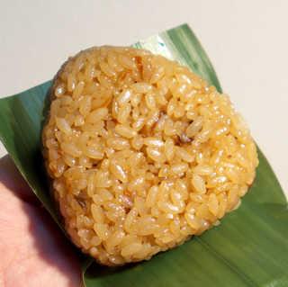 松月堂 - 一つひとつの米粒が、綺麗に立っている。しっとり&もっちりで、これは美味!