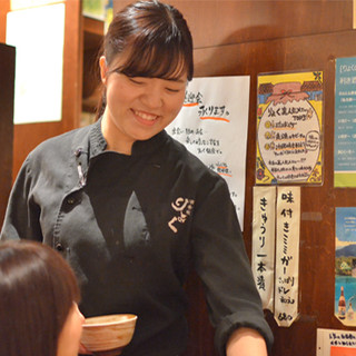 【沖縄県出身の職人】最高に楽しいスタッフと共に最高の笑顔を♪