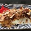 定山渓温泉 湯の花 - 料理写真:お好み焼き串(*´ω`*)