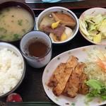 アルファ - 料理写真:日替り定食