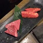 USHIHACHI - 黒毛2種盛り(二人前)