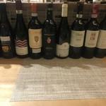 いわて酒場 久世 - 赤ワインはアメリカ、フランス、イタリア、オーストラリア、ニュージーランド