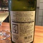 とり口 - 白ワイン