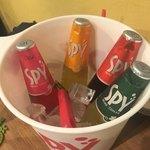 アジアンフード&バー バグース - SPY 4種飲み比べ