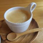 クルミ - コーヒー
