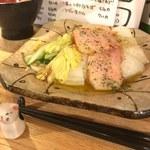 ビーストキッチン - 白菜とベーコンのジューシーサラダ