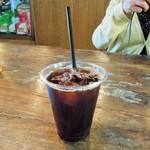 マイクロレデイコーヒースタンド - ドリンク写真:アイス珈琲