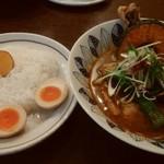 野菜料理とスープカレーのお店 南葉亭 -