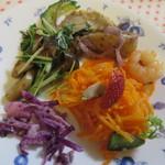 ボンマリアージュデリ - 私が食べた、キャロットラペ その他
