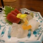 Unaginoshimpo - お刺身 1500円