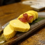 Unaginoshimpo - 出し巻き玉子 500円