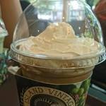 アイランド・ヴィンテージ・コーヒー - Macadamia Kona Mocha(600円)+Whipped Cream(50円)