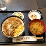 寿々木家 - かつ丼