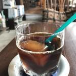 慈雨 - 手間暇かけて淹れてくださるアイスコーヒー(2018.4.23)