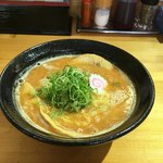 麺屋 じすり - 海老みそ  ¥750