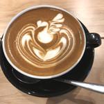 ザ リタ コーヒー - カフェラテ