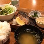 和が家  八重洲北口店 - 焼魚定食(¥780)